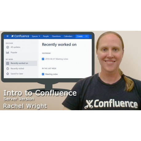 Intro to Confluence (Server Version)