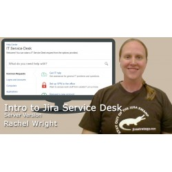 Intro to Jira Service Desk (Server Version)