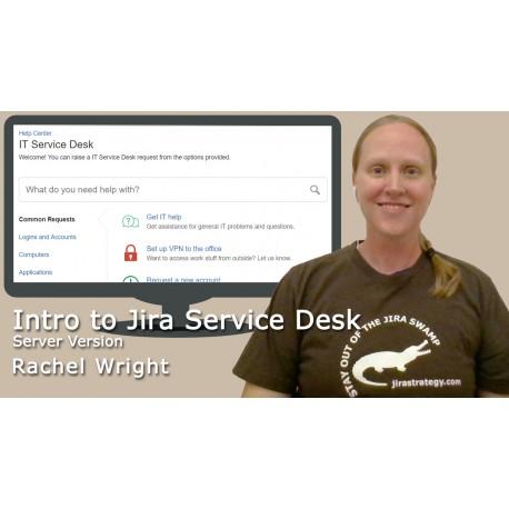 Intro to Jira Service Desk (Server Version)