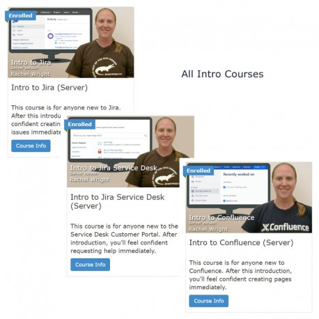 Package: All Atlassian Intro Courses