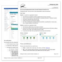 Servado Enterprise Portals for Jira Use Case