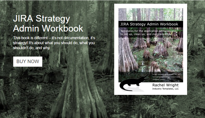JIRA Strategy Admin Woekbook