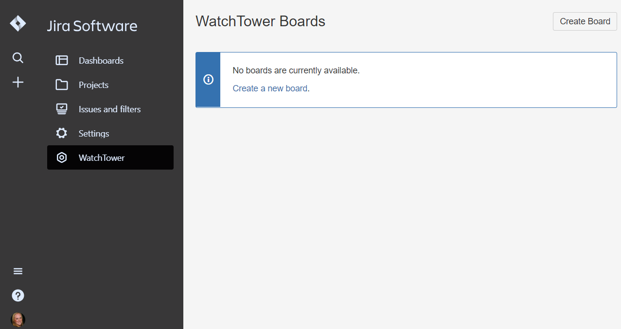 Application Review Watchtower Strategy For Jira