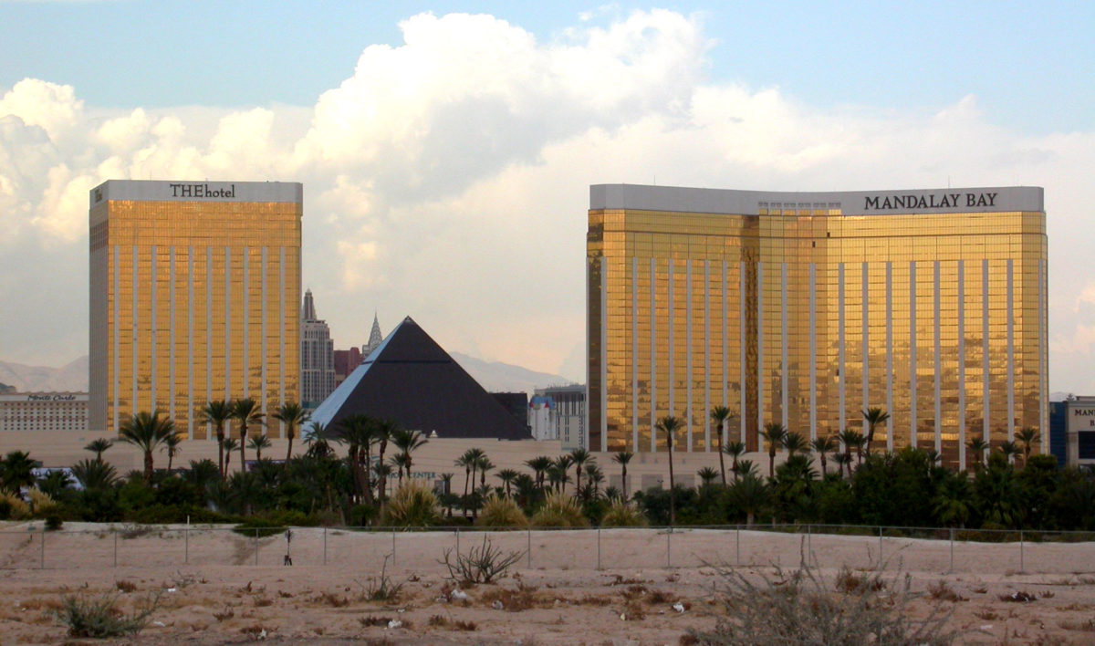 Mandalay Bay in 2006