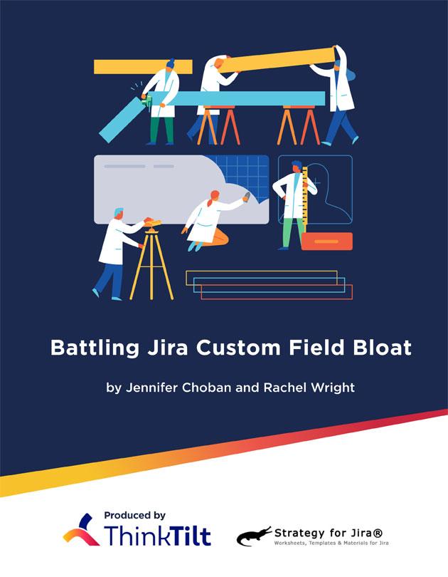 Battling Jira Custom Field Bloat