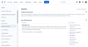 Global Permissions (Jira Cloud)