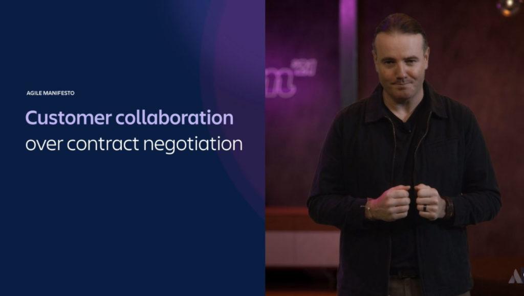 Sean Regan, Atlassian Head of Product Marketing, Software Teams