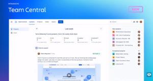 Atlassian Team Central