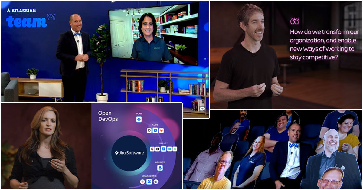 Top Quotes from Atlassian Team 2021
